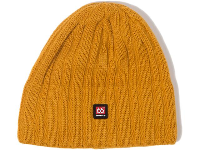 66° North Surtsey - Couvre-chef - jaune